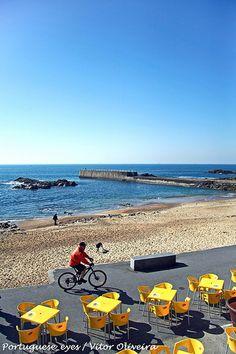 Praia do Molhe - Porto - Portugal