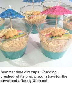 Such a cute summer snack idea!