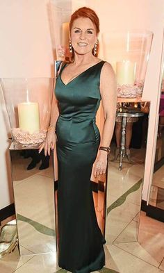 A royal affair: The Duchess of York Sarah Ferguson - pictured here at a fundraiser in London in January- is set to arrive in Sydney on Tuesday before speaking at the Macquarie Graduate School of Management Sarah Ferguson, Sarah Duchess Of York, Duke And Duchess, Lady Diana, Prinz Philip, Eugenie Of York, Princess Kate, Princess Beatrice, Princess Eugenie