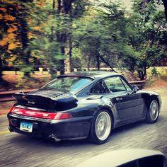 Legend : Porsche 993 Turbo