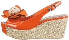 Apepazza SISSY VERNICE, Sandali donna Arancione arancione, Arancione (arancione), 41: Amazon.it: Scarpe e borse