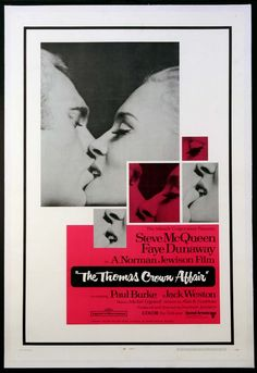 THE THOMAS CROWN AFFAIR (by Norman Jewison)
