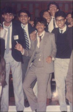Very young SRK