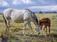 IndiansCraft: Comanches: la Guerra de las Rocosas, el caballo