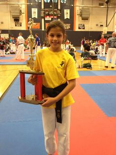 1st Degree Black Belt Olivia Ivey took 1st place at Spar Wars in Dickson, TN, Sept. 29, 2012.