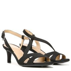Naturalizer Women's Harmony Medium/Wide Dress Sandal at Famous Footwear