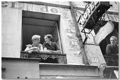 André Kertész :: Paris, 1928