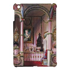 Let Them Eat Cake 4 ~ iPad Mini Plastic Case iPad Mini Cases