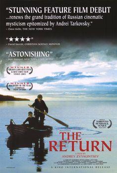 THE RETURN (2003)  Vozvrashchenie (original title)