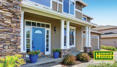 """The outside appearance of a house is one of the most important ways that you can visually say, """"Welcome to my home!"""" Whether you're looking to host neighbors and friends, or trying to make a good first impression on prospective home buyers, the..."""
