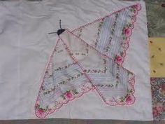 butterfly handchief quilt - Bing Images