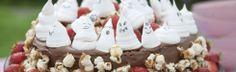 Sjokoladekake med spøkelser og digge saker | TV3 Mat