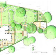 Garden Design Sussex Acre, Floor Plans, Peanuts Comics, Cottage, Country, Diagram, Garden, Design, Casa De Campo