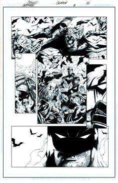Batman issue9 pg12 by JonathanGlapion.deviantart.com on @deviantART