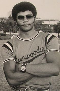 Neil deGrasse Tyson, 1980. Genius and astrophysicist. Looking badass.