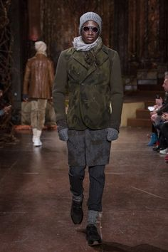 John Varvatos Fall 2018 Menswear Fashion Show Collection