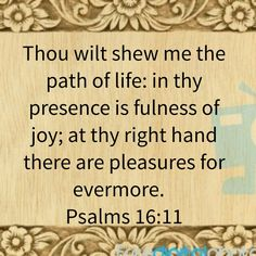Fulness of Joy!