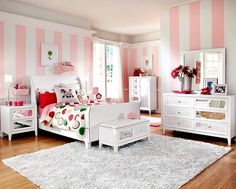 build a bear by pulaski pawsitively yours slat bedroom collection little girl bedroom ideas. Black Bedroom Furniture Sets. Home Design Ideas
