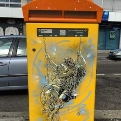 A love letter #c215 #mulhouse