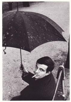 Truffaut by Jeanloup Sieff