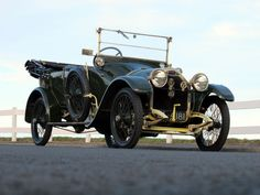 1914 Vinot et Deguingand AM4 Tourer