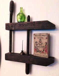 Décor Antique, Antique Interior, Antique Decor, Vintage Decor, Antique Tools, Industrial Design Furniture, Vintage Industrial Furniture, Industrial House, Reclaimed Furniture