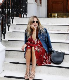 10 Chic and Clever Outfit Ideas to Help You Ease Into Fall in Style: With Fall finally here, it's time to start transitioning your wardrobe to one more appropriate for the season.