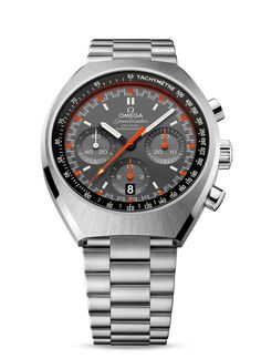 OMEGA speedmaster mark II chronographe co-axial 6 … Omega Speedmaster Watch, Omega Seamaster, Dream Watches, Cool Watches, Simple Watches, Elegant Watches, Sport Watches, Vintage Watches For Men, Luxury Watches For Men