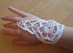 Beaded Bracelet Ring - Media - Crochet Me
