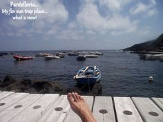 Pantelleria ~ What a stunning island! =) I loved it!