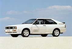 1984 Audi Coupe Pictures: See 12 pics for 1984 Audi Coupe. Browse interior and exterior photos for 1984 Audi Coupe. Audi Autos, Audi Cars, Audi Quattro, Audi 100, Renault 5 Turbo, Carros Audi, Allroad Audi, Auto Motor Sport, Audi Sport