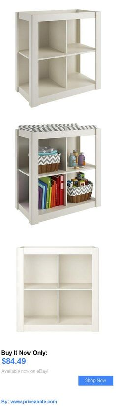 Baby Nursery: Ameriwood Cosco Riley Changing Table In White Transitional Baby BUY IT NOW ONLY: $84.49 #priceabateBabyNursery OR #priceabate