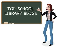 Top 50 School Library Blogs.