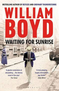 Waiting for Sunrise by William Boyd https://www.amazon.co.uk/dp/1408830396/ref=cm_sw_r_pi_dp_x_LUH.xbDFGB3Q7