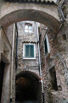 Vallecrosia (IM)  centro storico di Vallecrosia Alta