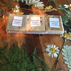 Triple Soap Gift Set by WildIrishSoaps on Etsy