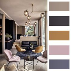 Interior palette colours in interior in 2019 палитра, цвета. Color Schemes Colour Palettes, Color Schemes Design, Living Room Color Schemes, Decor Interior Design, Room Interior, Interior Design Living Room, Living Room Decor, Interior Decorating, Bedroom Green