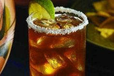 "The Legend of ""El Charro Negro"" beverage"