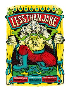 Band: Less Than Jake