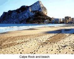 Calpe Rock, Costa Blanca