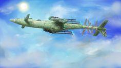 Flying Escorter by https://aoiwaffle0608.deviantart.com on @DeviantArt