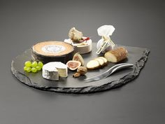 tropfen Panna Cotta, Ethnic Recipes, Food, Slate Plates, Hoods, Meals