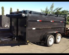 Car Trailers For Sale, Dump Trailers, Tandem, Fontana California, New And Used Cars, Construction, Metal, Building, Books