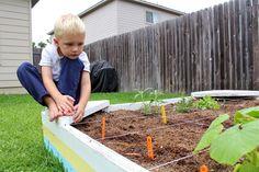 sandbox to planter box | MADE