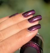 I Love Nail Polish - ILNP - Black Orchid