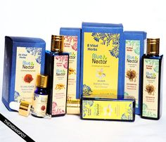 BLUE NECTAR – AYURVEDA BEAUTY PRODUCTS