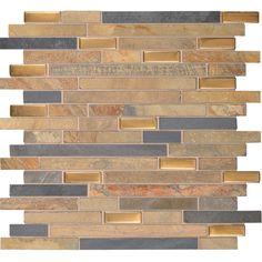 Olympus Slate - Mosaic Tile | Daltile