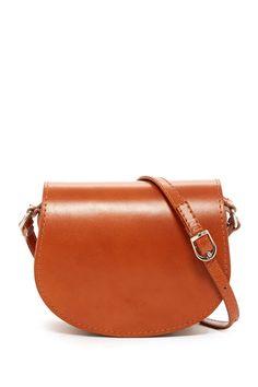 Leather Saddle Bag Crossbody 2d8f3c1824ec0