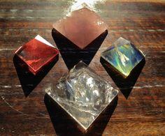 Crystal Pyramids generator points Abundance by TheSageGoddess