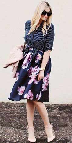 The Jane - Paper Planes Skirt - BOB by Dawn O'Porter - Vintage ...